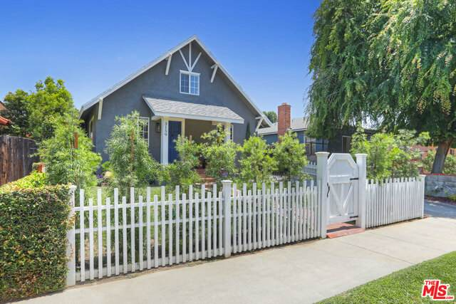 3159 Hollydale Dr, Los Angeles, CA 90039 (#20-583032) :: The Pratt Group
