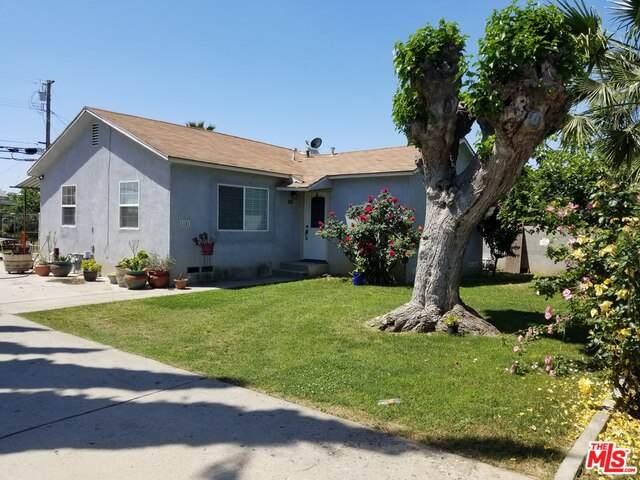 1321 Washington Ave, Bakersfield, CA 93308 (#20-583190) :: Randy Plaice and Associates
