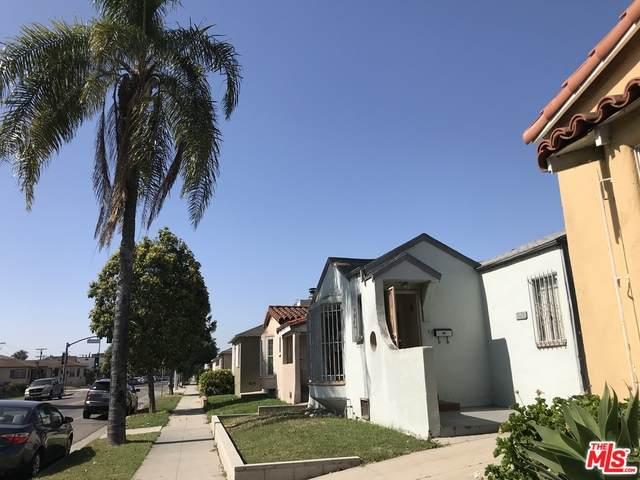 6233 S Van Ness Ave, Los Angeles, CA 90047 (#20-583776) :: The Pratt Group