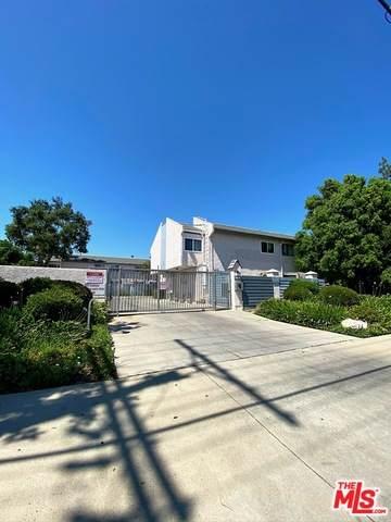 21333 Lassen St 6B, Chatsworth, CA 91311 (#20-583872) :: Randy Plaice and Associates