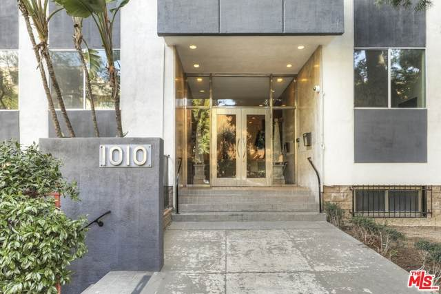 1010 N Kings Rd #201, West Hollywood, CA 90069 (#20-583944) :: The Suarez Team