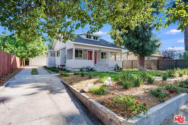 236 E Penn St, Pasadena, CA 91104 (#20-583958) :: The Pratt Group