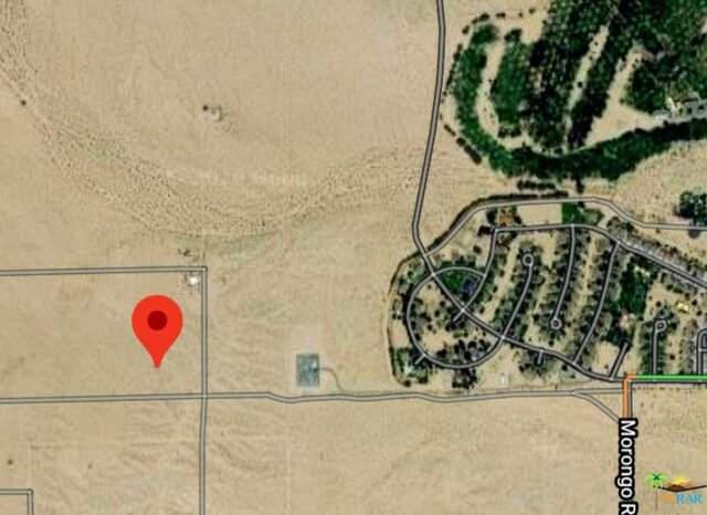 0 Brandt Crossing Rd, TWENTY-NINE PALMS, CA 92278 (#20-583984) :: The Pratt Group