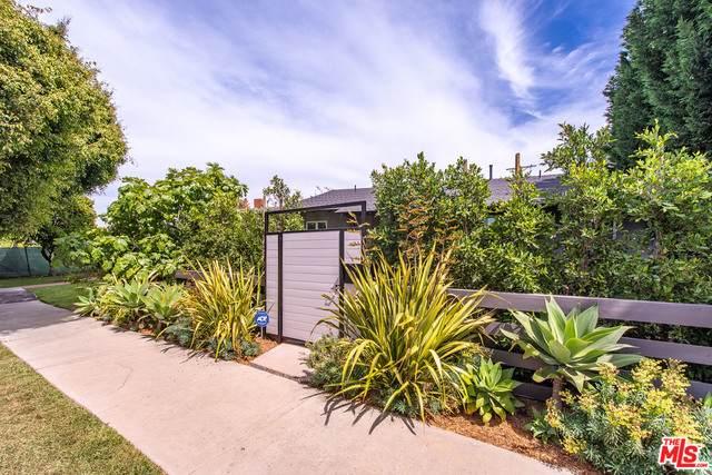1016 Rose Ave, Venice, CA 90291 (#20-584596) :: Randy Plaice and Associates