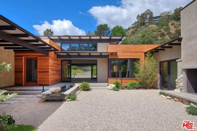 361 Linda Vista Ave, Pasadena, CA 91105 (#20-585018) :: Randy Plaice and Associates