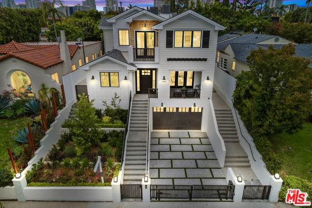 10555 Holman Ave, Los Angeles, CA 90024 (#20-585258) :: Randy Plaice and Associates