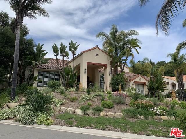 4114 Hidden Oaks Rd, Santa Barbara, CA 93105 (#20-585880) :: Randy Plaice and Associates