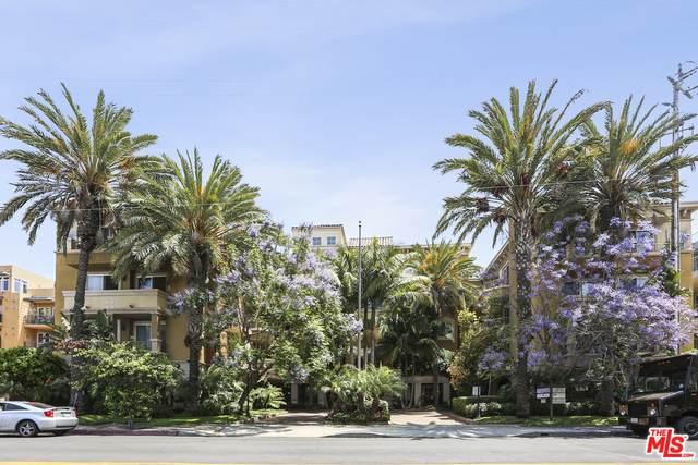 4060 Glencoe Ave #318, Marina Del Rey, CA 90292 (#20-586014) :: Randy Plaice and Associates