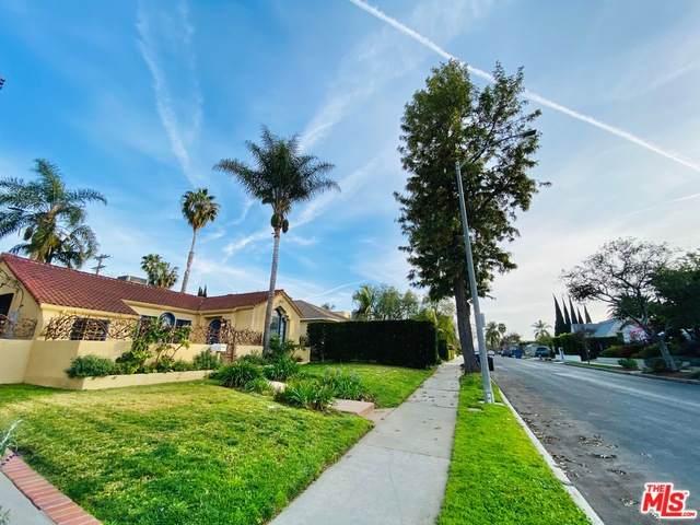1116 S Curson Ave, Los Angeles, CA 90019 (#20-586052) :: Randy Plaice and Associates