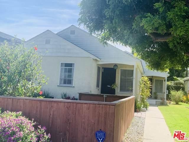 8381 Dunbarton Ave, Los Angeles, CA 90045 (#20-586232) :: Randy Plaice and Associates