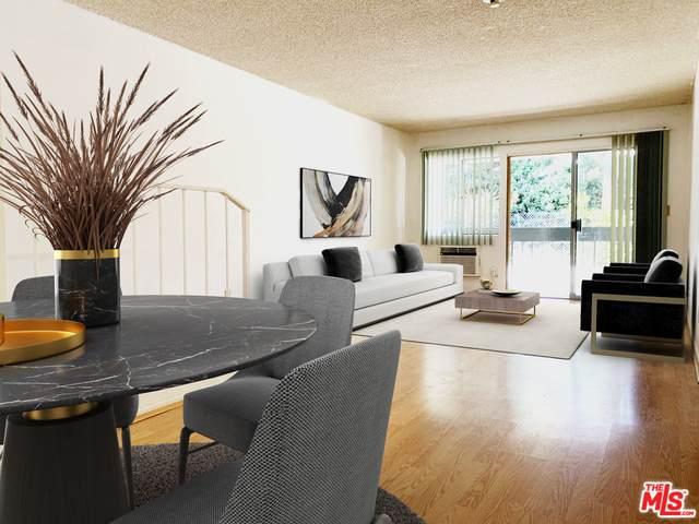 4900 Overland Ave #182, Culver City, CA 90230 (#20-586276) :: Randy Plaice and Associates