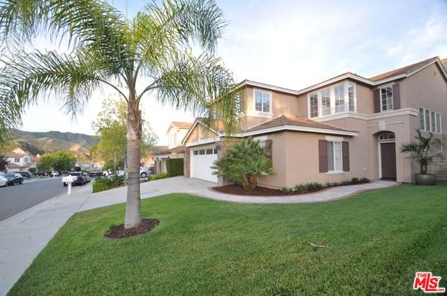 25701 Lewis Way, Stevenson Ranch, CA 91381 (#20-586734) :: Randy Plaice and Associates