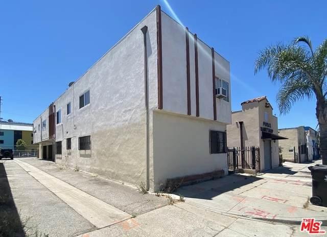 4344 E Cesar E Chavez Ave, Los Angeles, CA 90022 (#20-587078) :: Randy Plaice and Associates