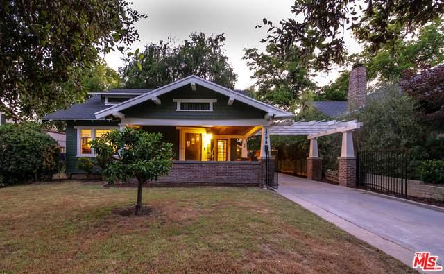 1299 N Wilson Ave, Pasadena, CA 91104 (#20-587506) :: The Pratt Group