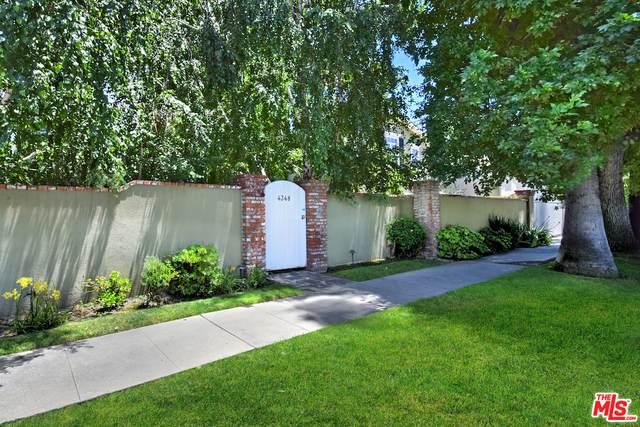 4348 Noble Ave, Sherman Oaks, CA 91403 (#20-587852) :: The Suarez Team