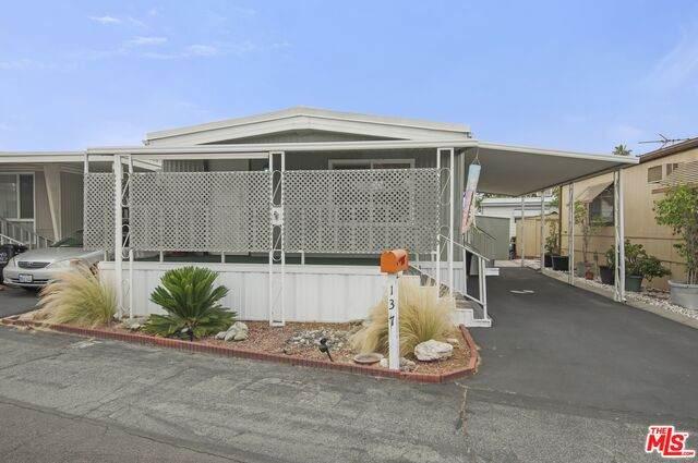 12550 E Carson St #137, Hawaiian Gardens, CA 90716 (#20-588132) :: Randy Plaice and Associates