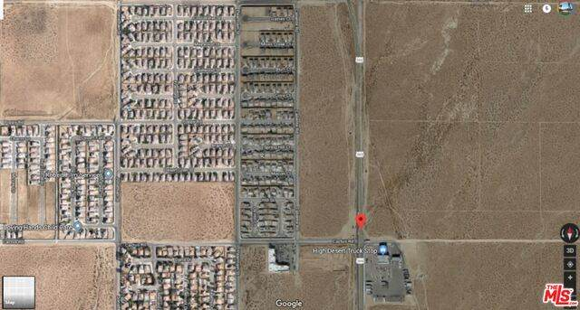 0 Hwy 395, Victorville, CA 92392 (#20-588252) :: Berkshire Hathaway HomeServices California Properties