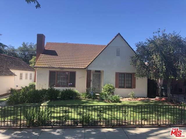 2270 E Mountain St, Pasadena, CA 91104 (#20-588460) :: The Pratt Group