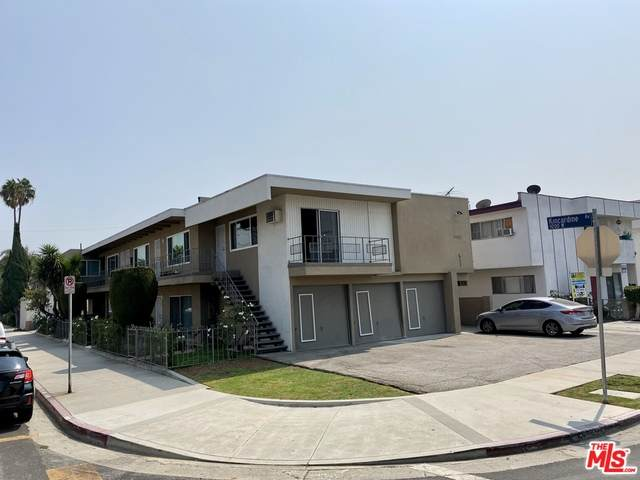3102 S Canfield Ave, Los Angeles, CA 90034 (#20-588850) :: Compass