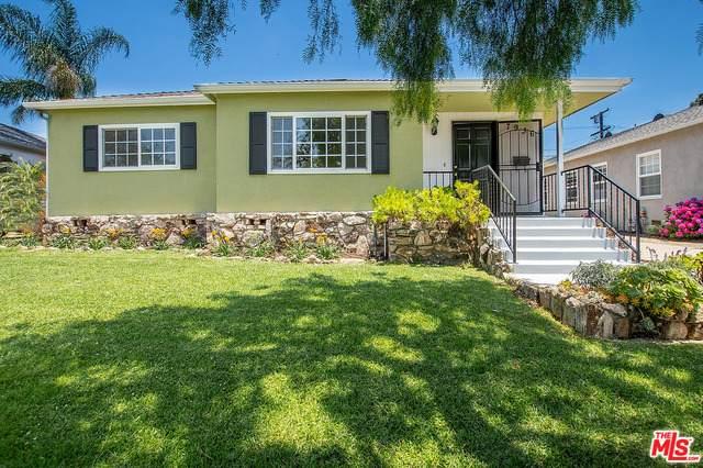 7936 Dunbarton Ave, Los Angeles, CA 90045 (#20-588852) :: Randy Plaice and Associates