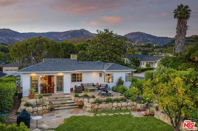 3069 Calle Fresno, Santa Barbara, CA 93105 (#20-588948) :: HomeBased Realty