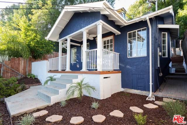 700 Sunnyhill Dr, Los Angeles, CA 90065 (#20-589630) :: Randy Plaice and Associates