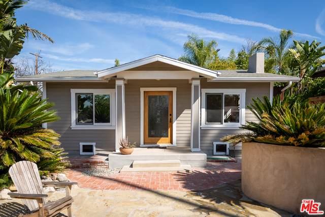 5050 La Roda Ave, Los Angeles, CA 90041 (#20-590260) :: Randy Plaice and Associates