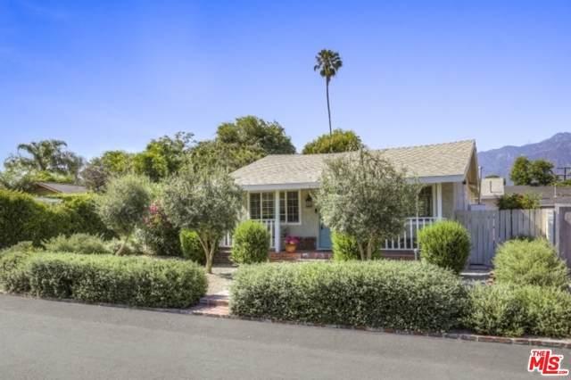 3751 Laurita Ave, Pasadena, CA 91107 (#20-590348) :: The Pratt Group