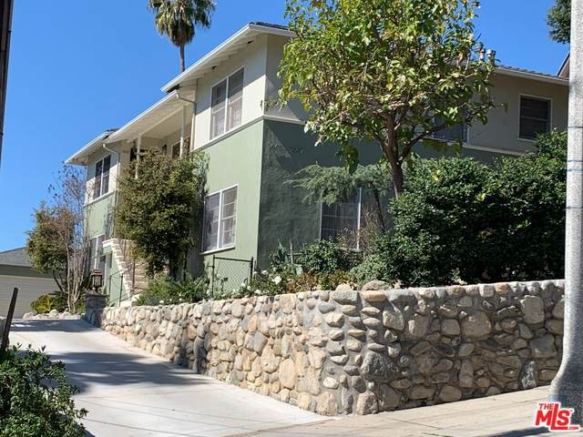 1441 N Marengo Ave, Pasadena, CA 91103 (#20-590464) :: Randy Plaice and Associates