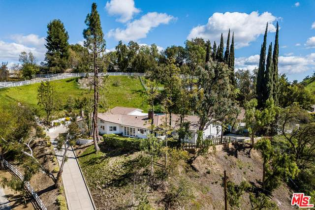 5791 Jed Smith Rd, Hidden Hills, CA 91302 (#20-590558) :: Randy Plaice and Associates