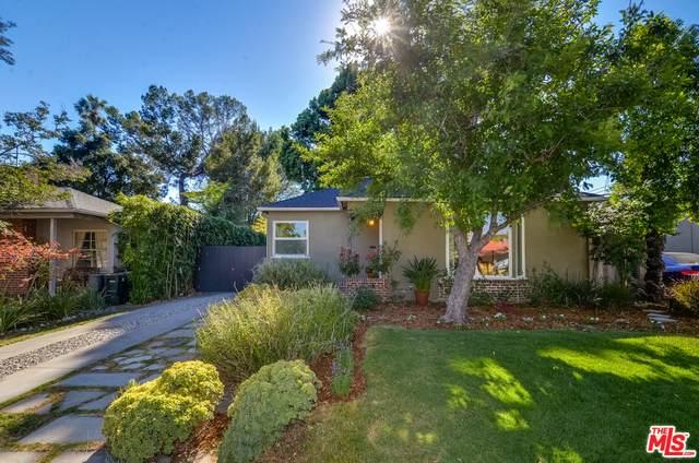 147 S Daisy Ave, Pasadena, CA 91107 (#20-590838) :: Randy Plaice and Associates