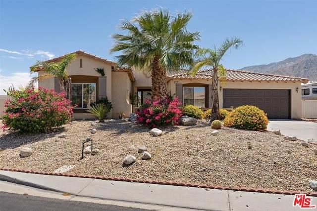 821 Summit Dr, Palm Springs, CA 92262 (#20-590876) :: Randy Plaice and Associates