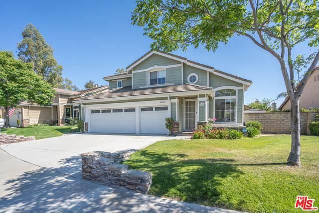 23610 Shadylane Pl, Valencia, CA 91354 (#20-591122) :: Randy Plaice and Associates