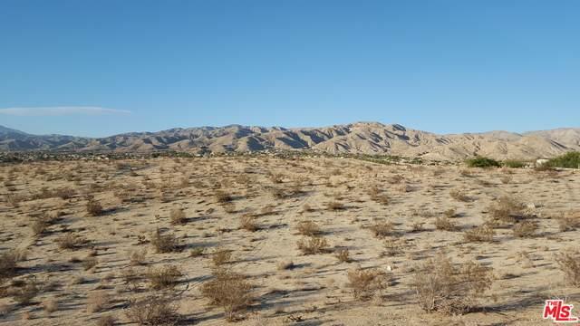 0 Brunn Ln., Desert Hot Springs, CA 92240 (#20-591206) :: HomeBased Realty