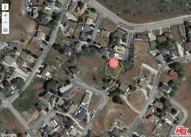 0 Vac/Denview Dr/Vic Sandr Dr, ELIZABETH LAKE, CA 93532 (#20-591594) :: Compass