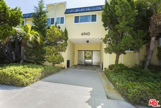 6740 Springpark Ave #104, Los Angeles, CA 90056 (#20-591678) :: The Pratt Group
