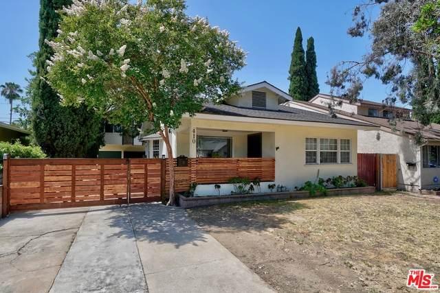 410 Vine St, Glendale, CA 91204 (#20-591706) :: The Pratt Group