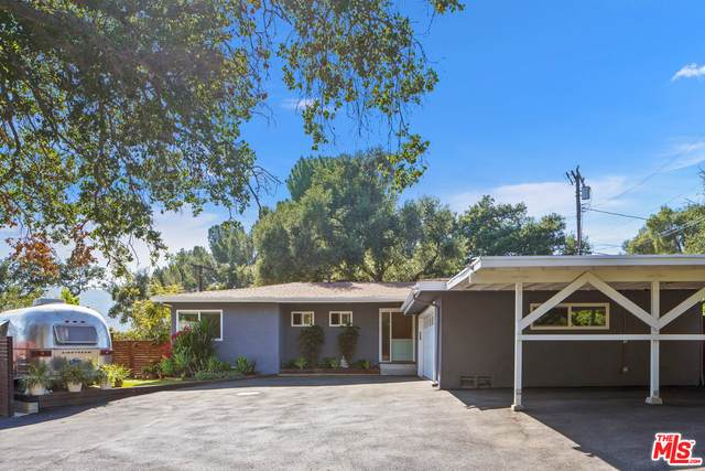 21263 Entrada Rd, Topanga, CA 90290 (#20-591746) :: Randy Plaice and Associates