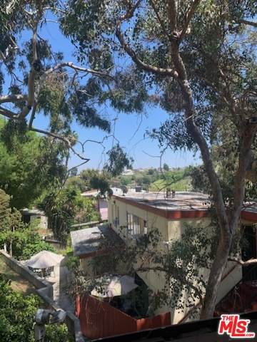 4119 Don Tomaso Dr, Los Angeles, CA 90008 (#20-592114) :: Randy Plaice and Associates