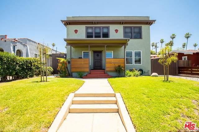 2202 Hillcrest Dr, Los Angeles, CA 90016 (#20-592720) :: Randy Plaice and Associates