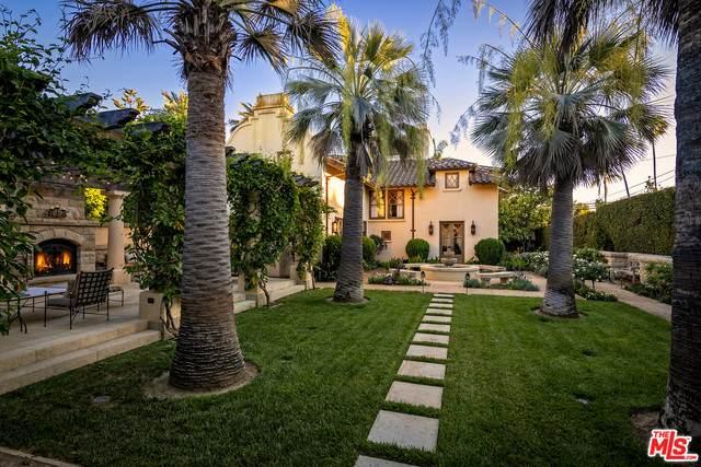 2050 Garden St, Santa Barbara, CA 93105 (#20-592764) :: HomeBased Realty