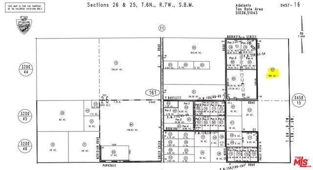 0 Bookasta Rd, El Mirage, CA 92301 (#20-592856) :: Randy Plaice and Associates