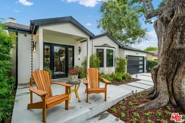 4448 Kraft Ave, North Hollywood, CA 91602 (#20-592876) :: Berkshire Hathaway HomeServices California Properties