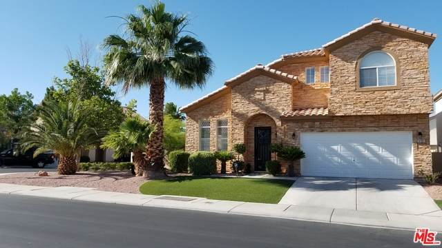 172 Waterton Lakes Ave, LAS VEGAS, NV 89148 (#20-593500) :: Compass