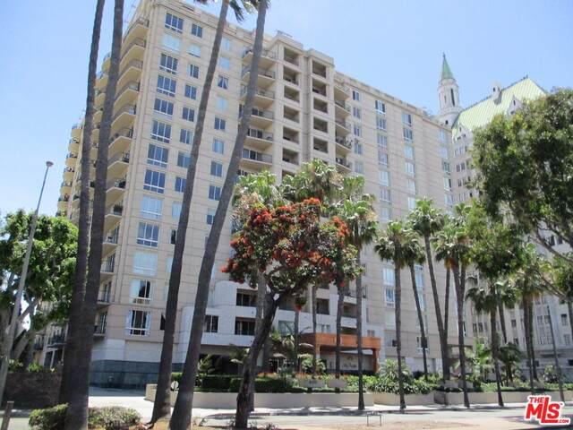 850 E Ocean Blvd #1011, Long Beach, CA 90802 (#20-593644) :: Lydia Gable Realty Group
