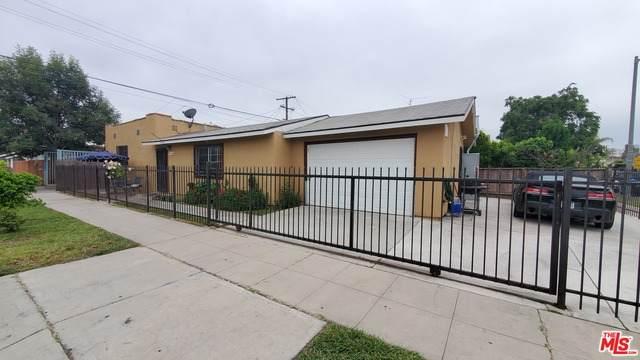 6609 S Budlong Ave, Los Angeles, CA 90044 (#20-593658) :: Randy Plaice and Associates