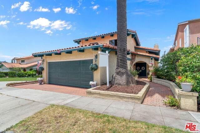 545 S Helberta Ave, Redondo Beach, CA 90277 (#20-593714) :: Randy Plaice and Associates