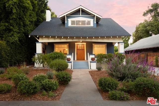 1008 N Marengo Ave, Pasadena, CA 91103 (#20-594204) :: Randy Plaice and Associates