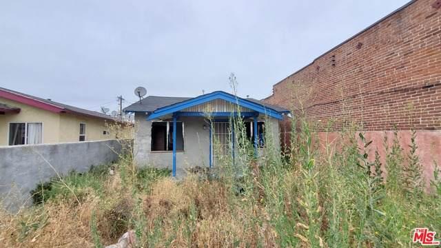 1407 W 59TH St, Los Angeles, CA 90047 (#20-594292) :: The Pratt Group