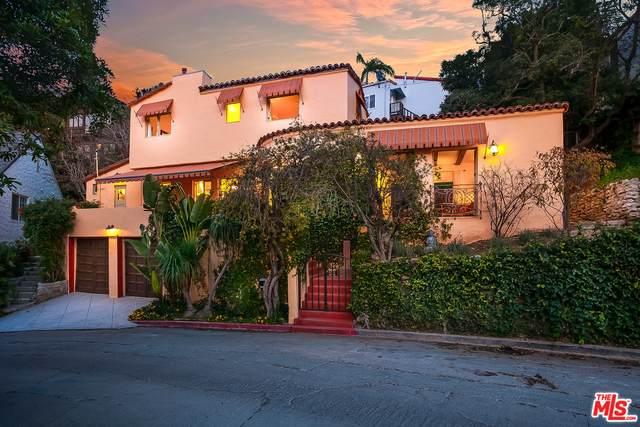 2408 Detour Dr, Los Angeles, CA 90068 (#20-594370) :: Randy Plaice and Associates